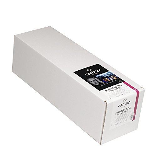 Canson Infinity PhotoSatin Fine Art Paper, 17 Inches x 100 Foot Roll