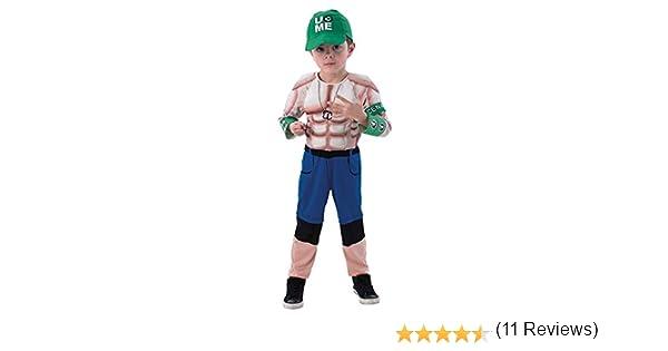 Rubbies - Disfraz de forzudo para niño, talla M (886771M): Amazon ...