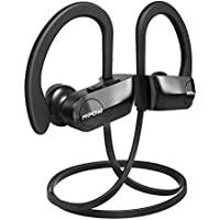 Mpow D7 [Upgraded] Bluetooth Headphones, IPX7 Waterproof...