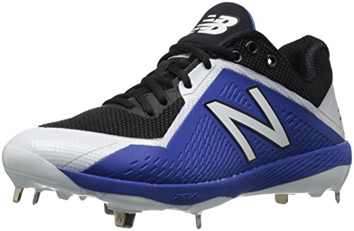 cheap sale fashionable cheap sale for sale New Balance Men's L4040v4 Metal Baseball Shoe Black/Team Royal en9NE