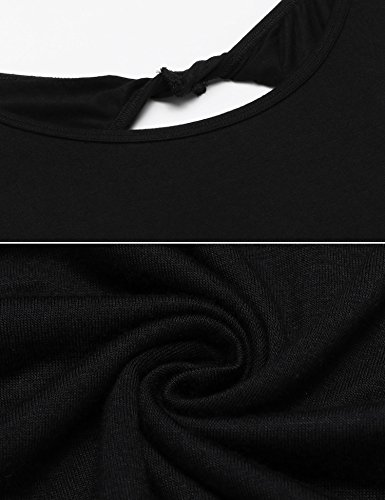 Tops Backless Shirts Sexy Black Tank Yoga Women's AL'OFA Sleeveless nwZX06Sq