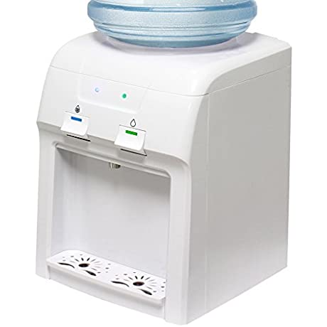 Vitapur Countertop Room Cold Water Dispenser White