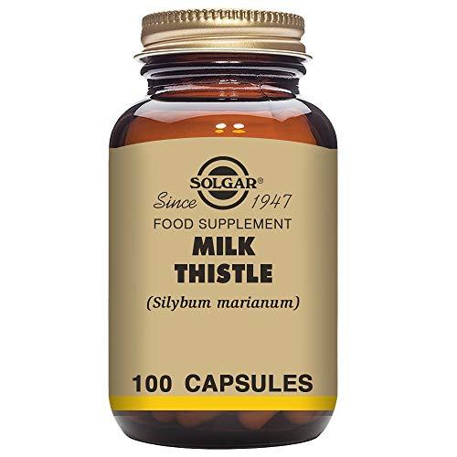 Cheap Solgar – Full Potency Milk Thistle, 100 Vegetable Capsules