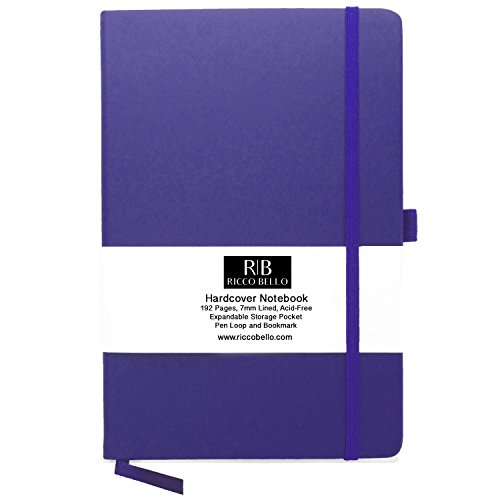 Notebook RICCO BELLO Hardcover Expandable product image