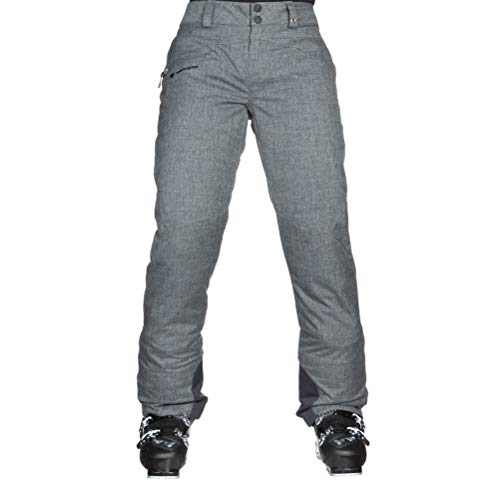 Obermeyer Women's Malta Pants Charcoal 18 - 18 Pants Ski Womens Size