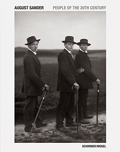 20th Century Photo - August Sander: People of the 20th Century