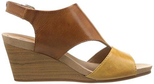 Pikolinos Bali W0A - Sandalias de Vestir de cuero mujer marrón - Marron (Brandy)