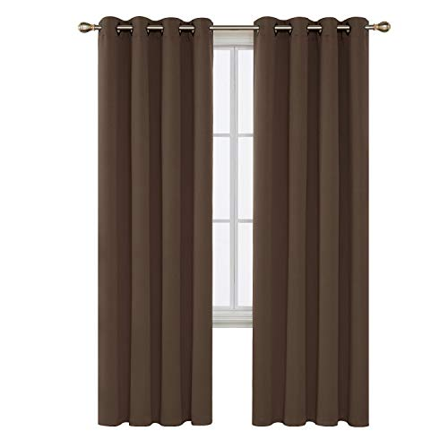 blackout curtains thermal insulated
