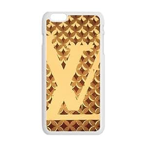 SANLSI LV Louis Vuitton design fashion cell phone case for iPhone 6 plus