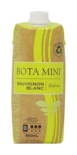 Bota Box Bota Box Mini Sauvignon Blanc, 500ml Sauvignon Blanc, 500 Ml, 500 Ct