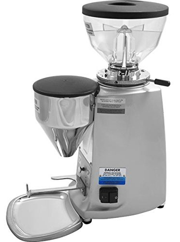 Mazzer Mini Electronic Type B Grinder - Silver ()