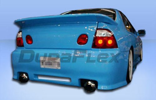 Duraflex Replacement for 1996-1997 Honda Accord 2dr / 4DR Spyder Rear Bumper Cover - 1 Piece