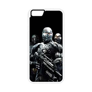 """Classic Case Crysis pattern design For Apple iPhone 6 Plus 5.5"""" Phone Case"""