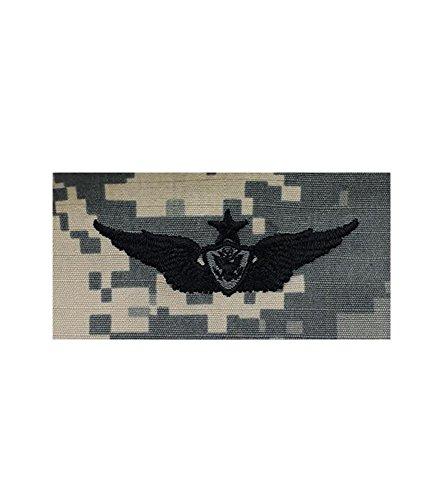 Aviation Aircrewman Senior US Army Badge (ACU) by Insignia Depot (Image #1)