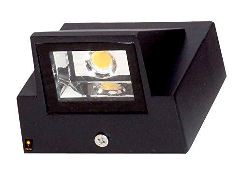 Imper!al 5-Watts LED Wall Lamp Square- Grey