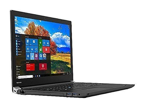 TOSHIBA Tecra 15.6 inch HD Business Flagship High Performance Laptop, Intel Core i7-7500U, 16GB RAM, 256 GB M.2 SSD, VGA + HDMI, DVD +/-RW, Windows 10 Pro (Toshiba Microphone Laptop)