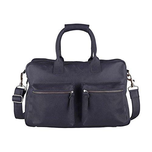 CowboysbagThe Bag - Bolso de Mano Unisex Adulto Antracite (Gris)