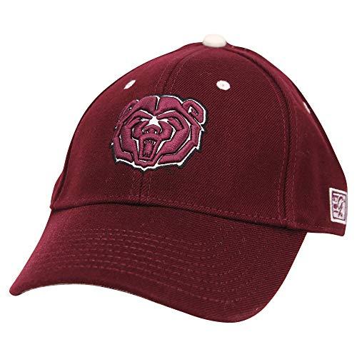 (Captivating Headgear NCAA Adult Baseball Cap Adjustable Hat (Missouri State Bears (Classic)))