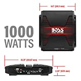 BOSS Audio Systems PT1000 2 Channel Car Amplifier