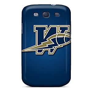UGE5059bPYV Cases Covers Protector For Galaxy S3 Winnipeg Blue Bombers Cases