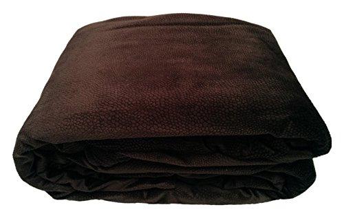JBFF 3 Piece Luxury Micro Plush Comforter Duvet Cover Sol...
