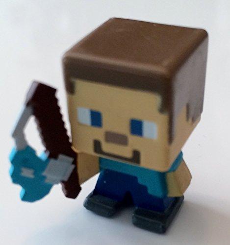 Minecraft Stone Series 2 Fishing Steve? 1