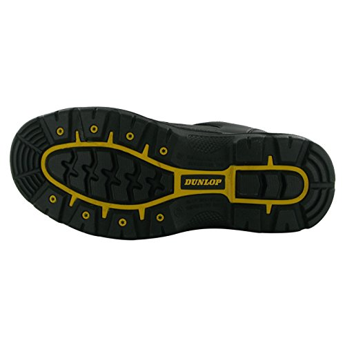 Dunlop Hombres Footwear Kansas Zapatos De Seguridad Negro 10.5 (45)