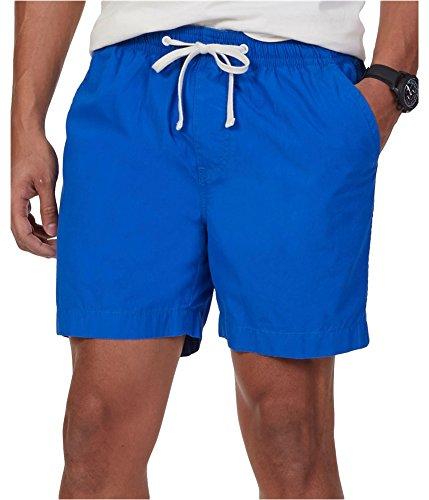 Nautica Mens Drawstring Shorts Cotton