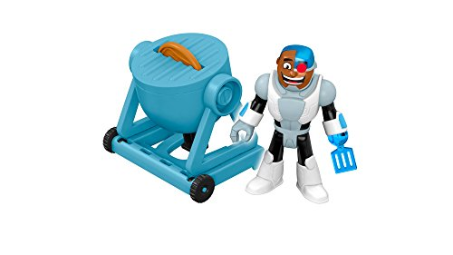 Fisher-Price Imaginext Teen Titans Go! Meat Party Cyborg