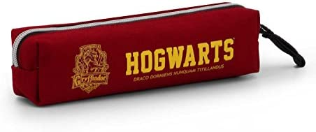 Harry Potter - Harry Potter - Estuche portatodo Cuadrado (Karactermanía KM-33630) (Karactermanía 33630)