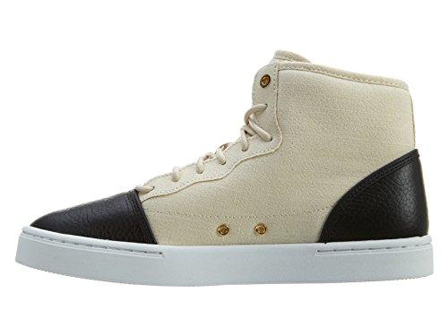 Nike Jordan Jasmine Prem Hc Gg, Zapatillas de Baloncesto para Niñas Blanco (Blanco (Prl White / Mtllc Gld-Blk-Gym Rd))
