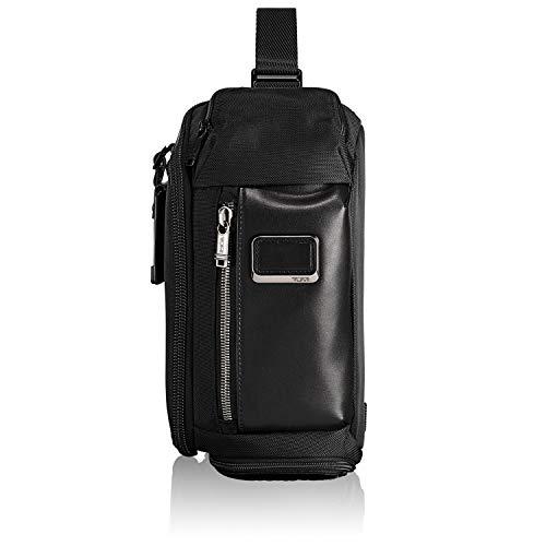 TUMI - Alpha Bravo Kelley Sling Backpack - Crossbody Shoulder Bag for Men and Women - Black