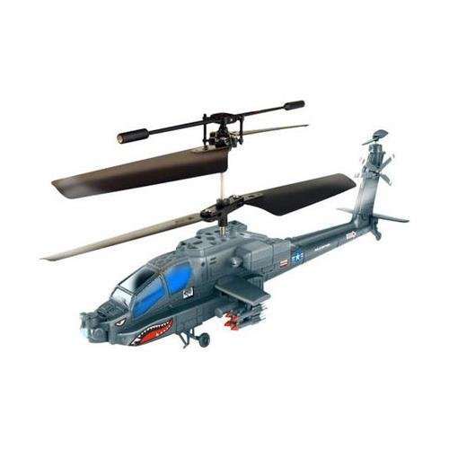 XTREEM Micro Attack RC Helicopter, Infrared Remote Control Included