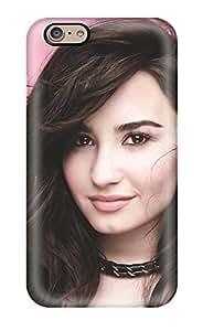 Cute Tpu CaseyKBrown Demi Lovato Girlfriend Case Cover For Iphone 6