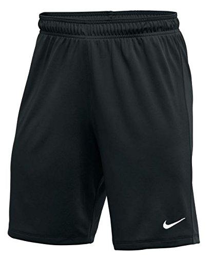 NIKE Park II Shorts Black L (Nike Embroidered Shorts)