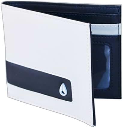 Nixon Men's Showdown Wallet In Rubber Embossed Logo