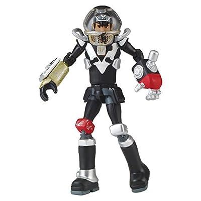 Teenage Mutant Ninja Turtles Dimension X Casey Jones Action Figure