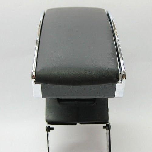 Chrome Universal Armrest Arm Rest Centre Console For Car Auto Van Bus