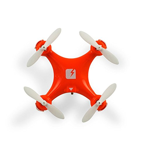 FITMAKER Drone - Ultrasmall, Ultramaneuverable Quadcopter - 1.57x1.57 - Throw 'n Fly - Three Flight Modes - Great...