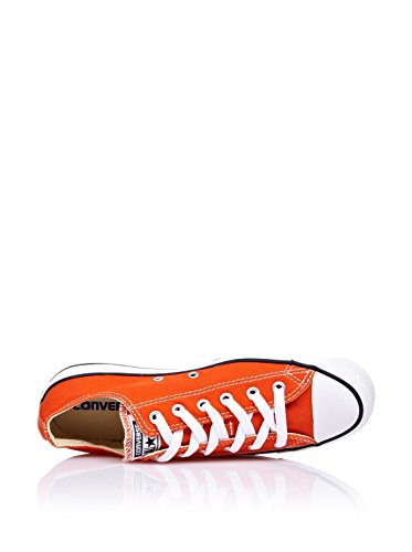 Converse Chucks 142380C All Star OX Season Can Terracotta Rost Rot Naranja
