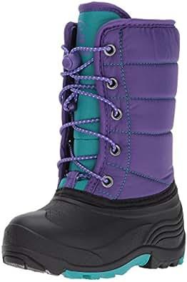 Amazon.com | Kamik Girls' Cady Snow Boot Purple/Teal 3