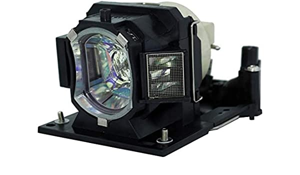 IET Lamps with 1 Year Warranty Genuine OEM Replacement Lamp for Dukane Imagepro 8768 Projector Power by Philips