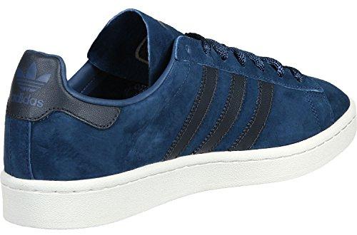 Scarpe Da Ginnastica Adidas Original Mens Campus Universitari Us9 Blu