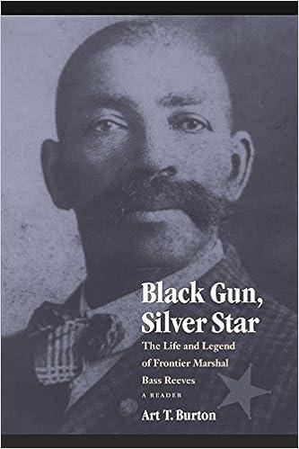 Black Gun Silver star