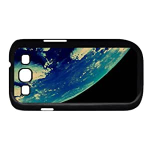 Earth From Space (Close-up) Watercolor style Cover Samsung Galaxy S3 I9300 Case