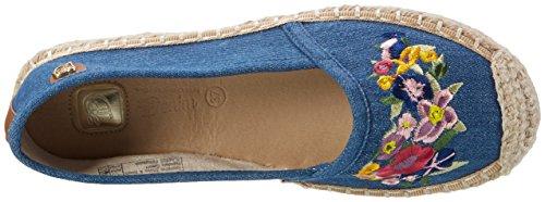 Tom Tailor Women's 2796910 Espadrilles Blue (Jeans 00270) JlOZ02YF