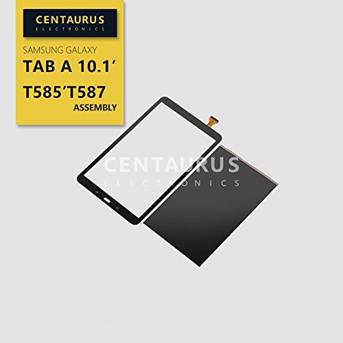 For Samsung Galaxy Tab A 10.1 2016 SM-T580 T585 T587 New LCD Replacement Display + Touch Screen Digitizer - I Glasses Broken Fix How My Can