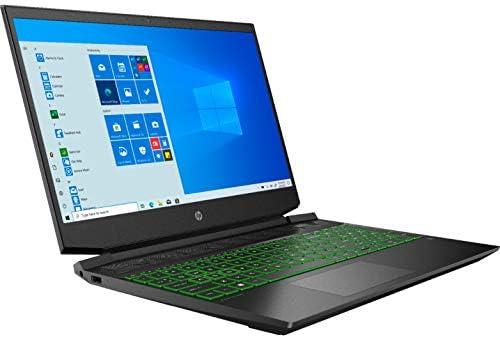 "HP PAVILION 15 15.6"" FHD GAMING LAPTOP COMPUTER_ AMD RYZEN 5 4600H HEXA-CORE (BEATS I5-10300H)_ 64GB DDR4 RAM_ 2TB PCIE SSD_ NVIDIA GEFORCE GTX 1650_ BACKLIT KB_ WINDOWS 10_ BROAGE 64GB FLASH DRIVE"