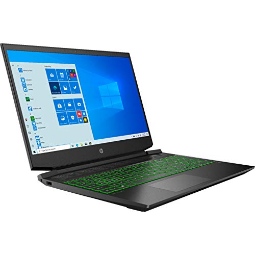 "HP Pavilion 15 15.6"" FHD Gaming Laptop Computer, Hexa-Core AMD Ryzen 5 4600H (Beat i5-10300H), 64GB DDR4 RAM, 2TB PCIe SSD, NVIDIA GeForce GTX 1650, Backlit Keyboard, Windows 10, iPuzzle Type-C HUB"