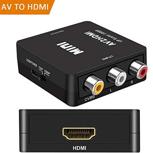 RCA to HDMI